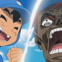 Intense baseball match features on new episode in the Pokémon Sun and Moon anime