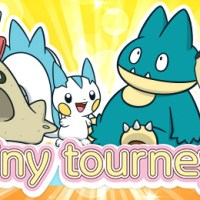 All qualified tiny tourney participants will receive Galladite, Gardevoirite and Lopunnite Mega Stones in Pokémon Sun and Moon
