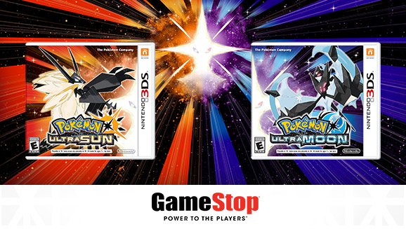 Gamestop Hosts Midnight Launch For Pokémon Ultra Sun And