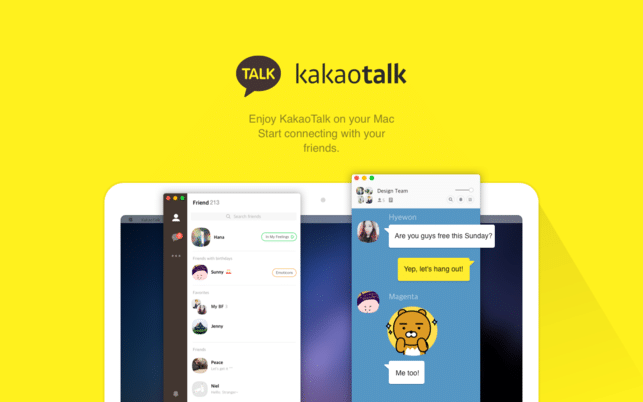 Kakaotalk PC - Download app for Windows (Latest Update)
