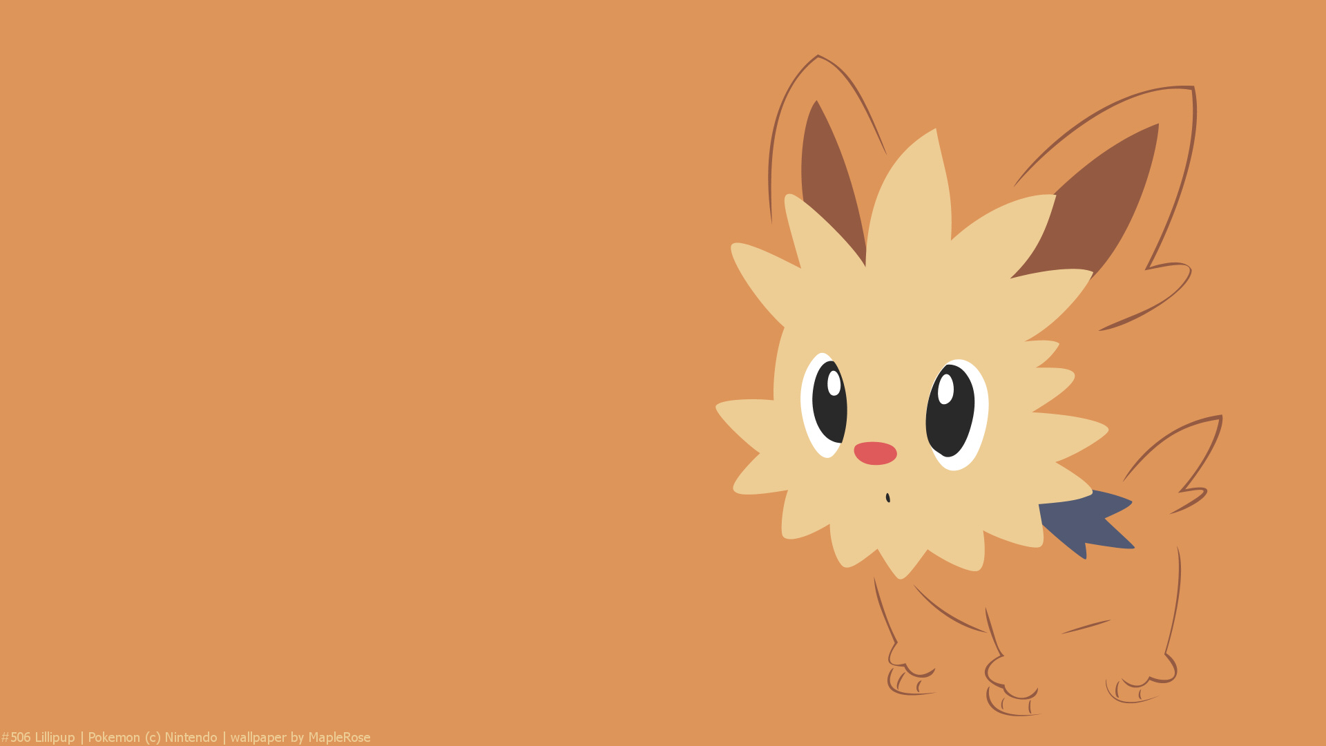 Cute Dragonite Wallpaper 506 Lillipup Pok 233 Walls