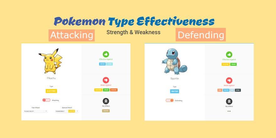 water type pokemon strength