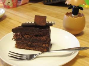 ホールケーキ・カット