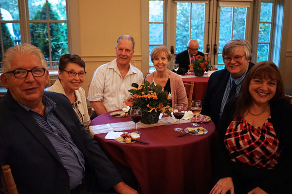 Photos from Adriance Honors Event
