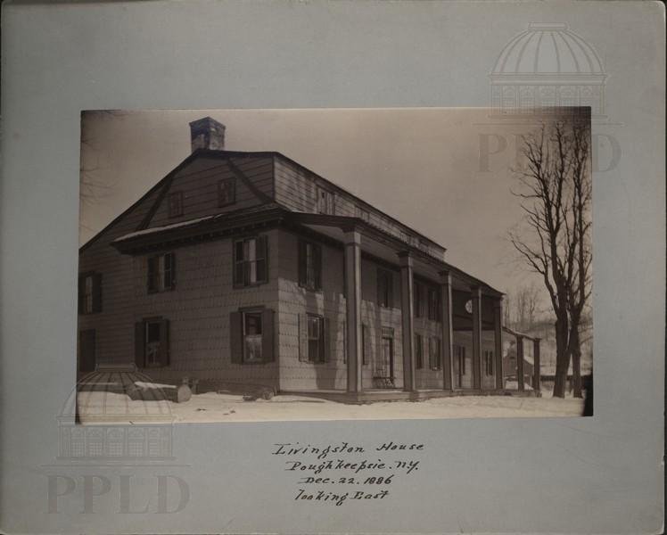 Livingston House Date 22 Dec 1886