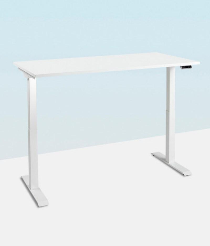 Biurko podnoszone elektrycznie z regulowanÄ… wysokoÅ›ciÄ… do pracy stojÄ…cej i siedzÄ…cej, Comfort ZB-200