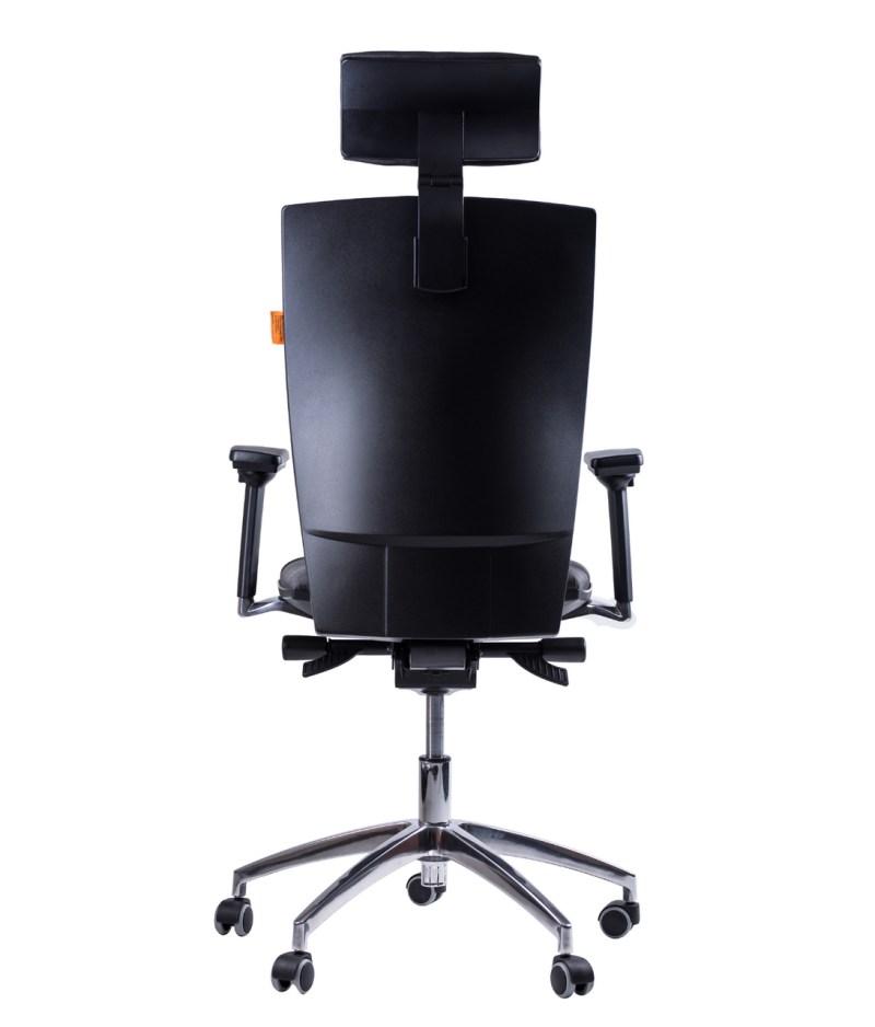 tył fotela ergonomicznego Elegance kulik system