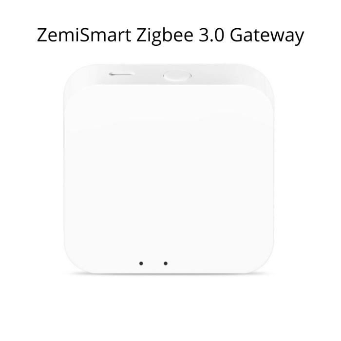 ZemiSmart Zigbee 3.0 Hub (智能家居網關)