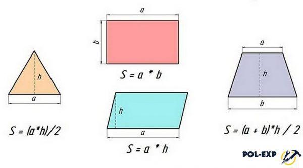 Cálculos de fórmulas