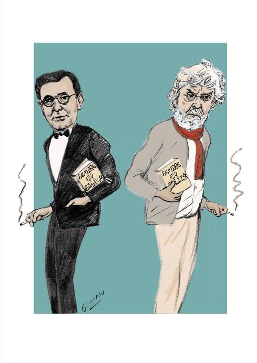 BEIRAS E CASTELAO Autor: GONZALO VILAS
