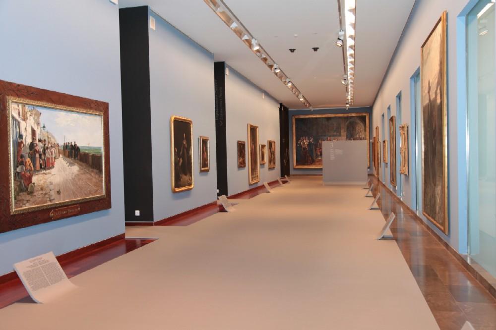 Co zwiedzić w Alicante - Muzeum Gravina sztuki pięknej