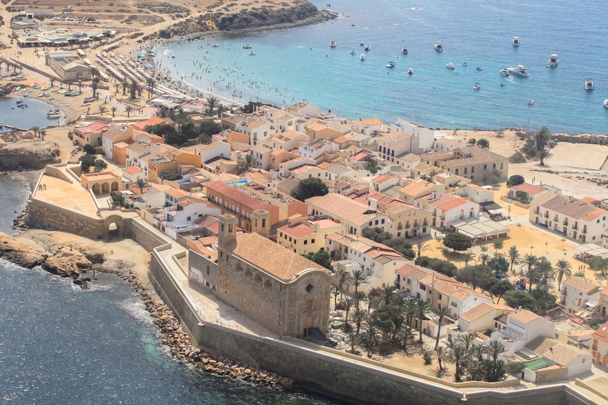Co zwiedzić w Alicante - Wyspa Tabarca