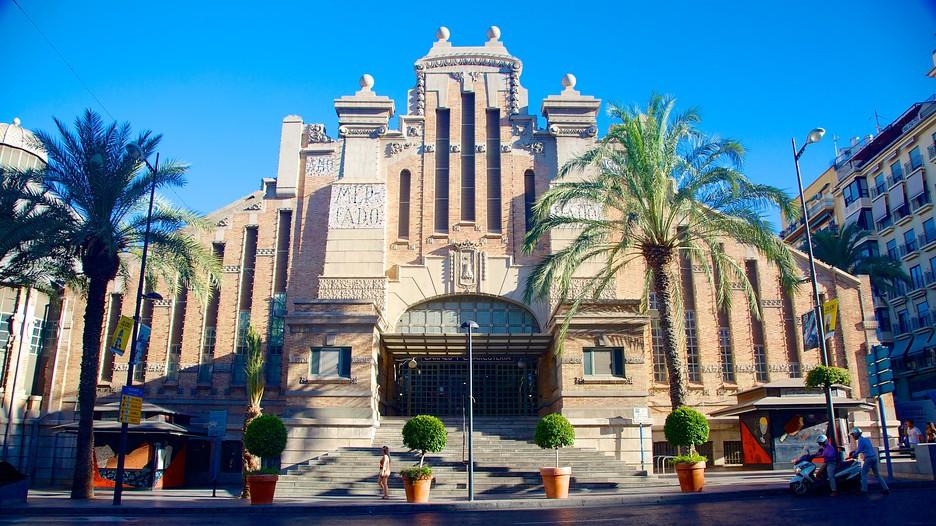 Co zwiedzić w Alicante - Mercado