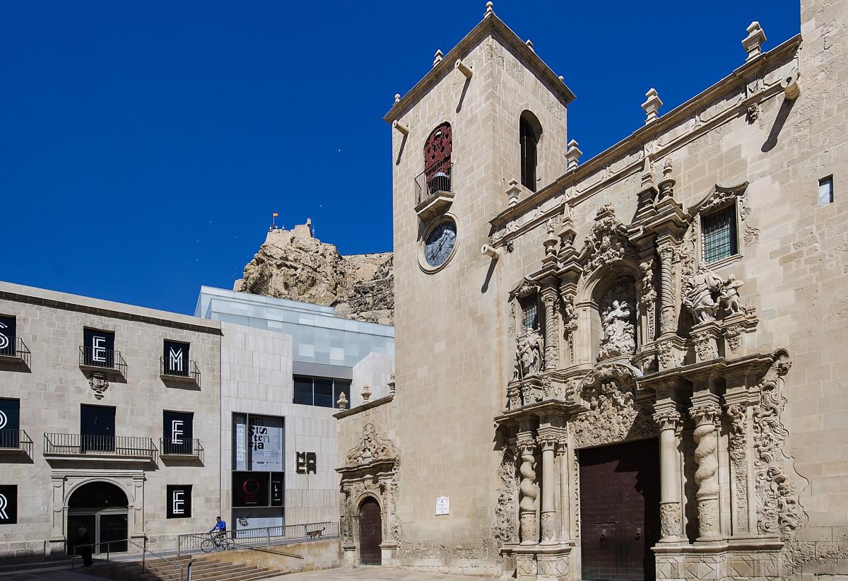 Co zwiedzić w Alicante - Basílica de Santa María