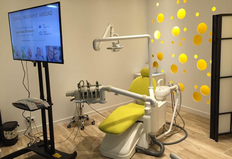 Dentyści w Hiszpanii
