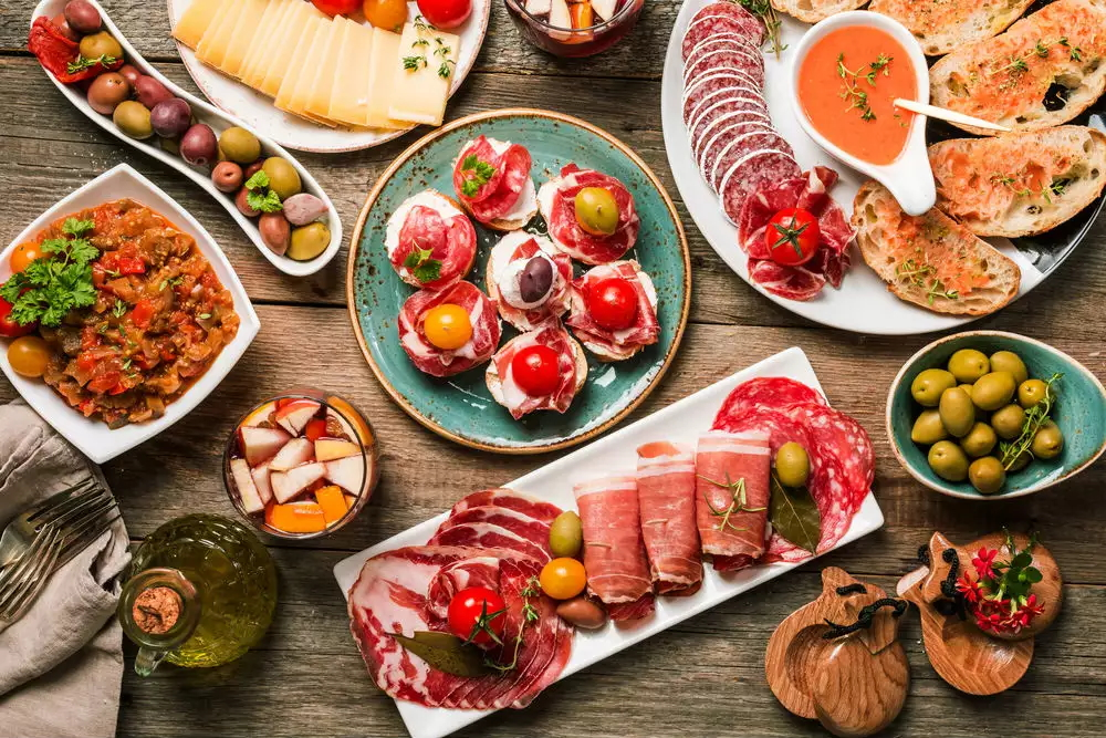 10 najlepszych hiszpańskich potraw