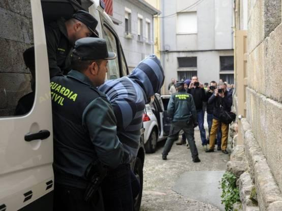 Przestępczość w Hiszpanii