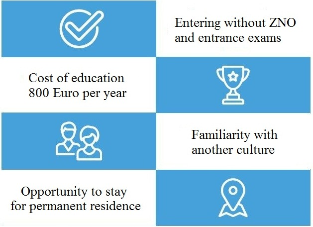 ADVANTAGES OF EDUCATION IN POLAND