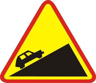 Polish road signs: some of my favorites (1/6)