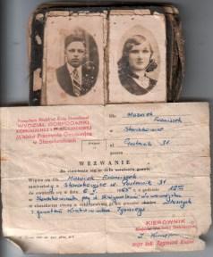 Dziadkowie Mazurek