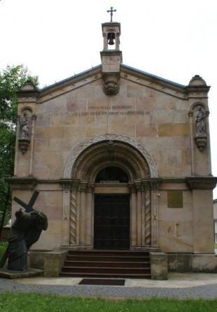 Ruda Maleniecka Kaplica zew