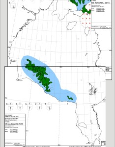 Ice chart by age of in hudson bay composite also foxe basin and have more than average polar bear hunting rh polarbearscience