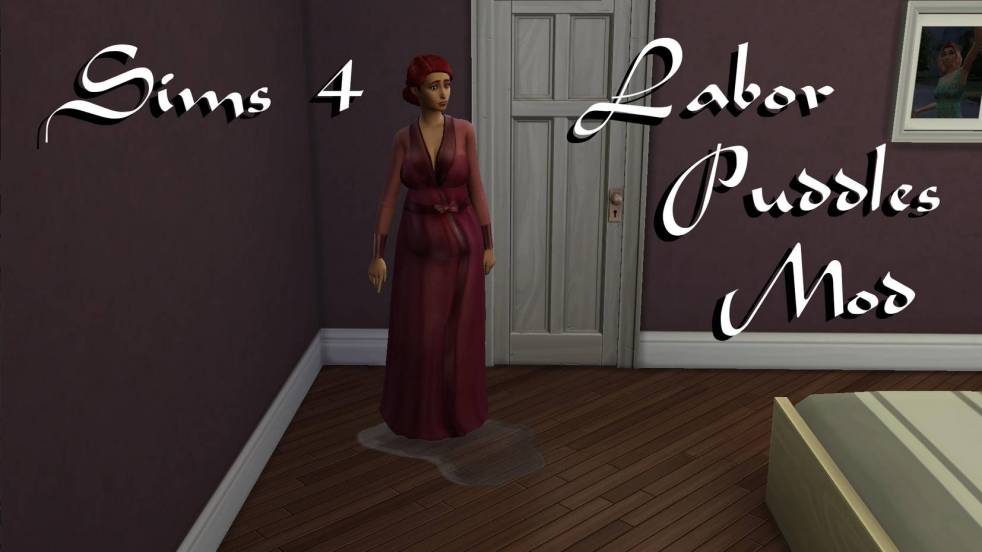 Sims 4 Pregnancy Mod Polarbearsims Blog Mods