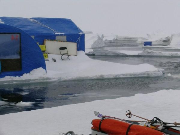 North Pole Environmental Observatory   Polar Field ...