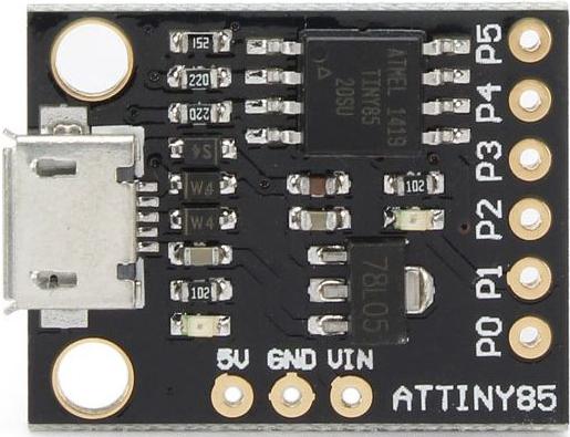 ATTINY85 Hardware Watchdog