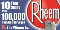 Rheem Dealers | Furnace Sales | Chicago, IL & Suburbs