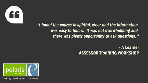 Assessor Training Workshop Quote