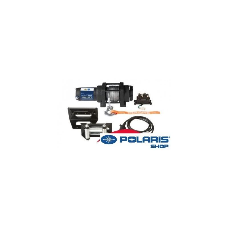 POLARIS HD 3500 LB. WINCH FOR RZR 570 & 800
