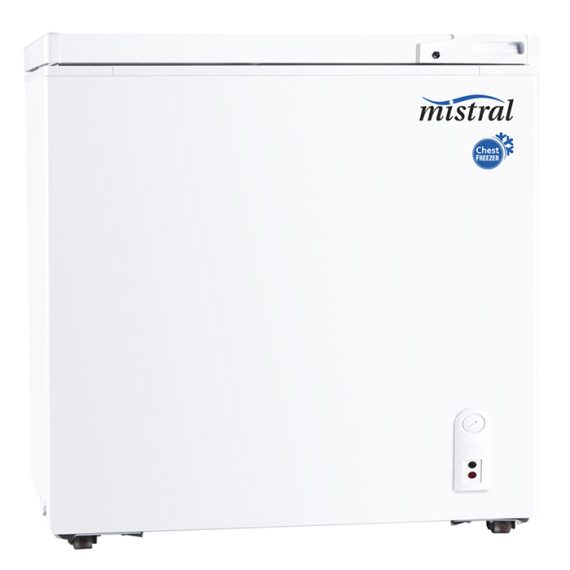 RENTAL Mistral MFC227A Chest Freezer