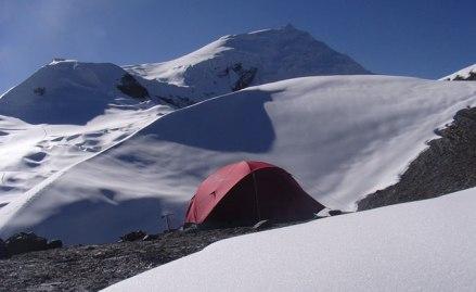 Chulu West Peak Annapurna region Manang Nar Khola Muktinath Thorong-La Pass