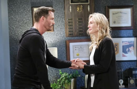 Bristen At the Crossroads - Days of Our Lives