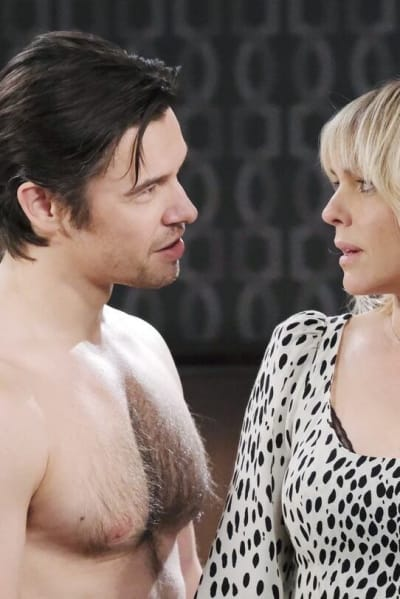 Nicole's Drunken Mistake / Tall - Days of Our Lives