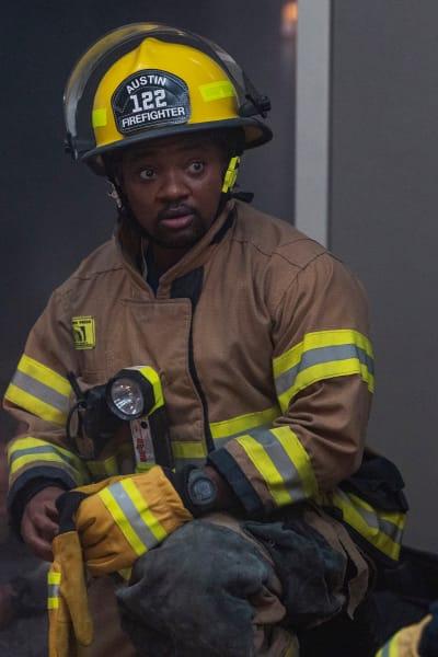 Paul's New Firehouse  - 9-1-1: Lone Star Season 2 Episode 14