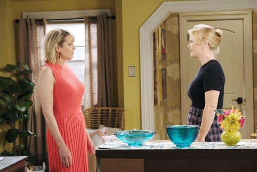 Sami Accuses Nicole - Days of Our Lives