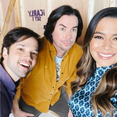 iCarly Revival Cast