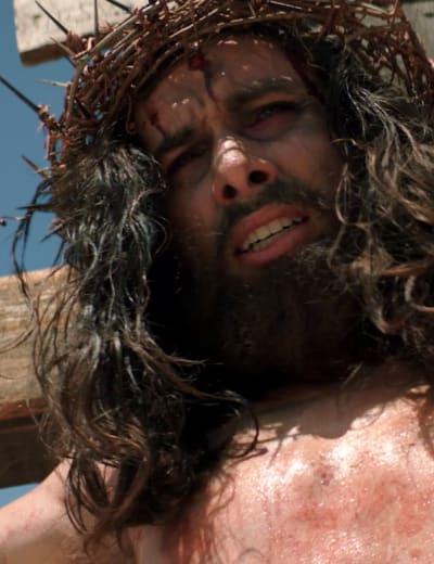 Jason Castro as Jesus