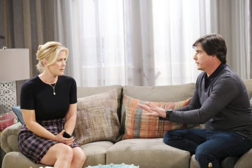 Lucas Wants Another Chance - Days of Our Lives