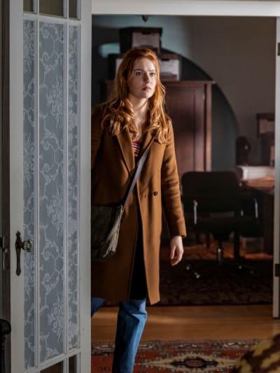 Nancy - Nancy Drew Season 2 Episode 9