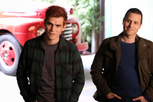 Volunteer Firefighters - Riverdale Season 5 Episode 7