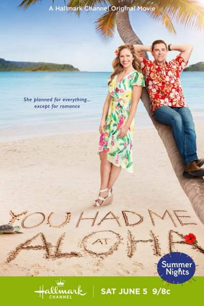 You Had Me at Aloha Poster