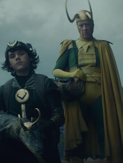 A Rude Awakening - Loki Season 1 Episode 5