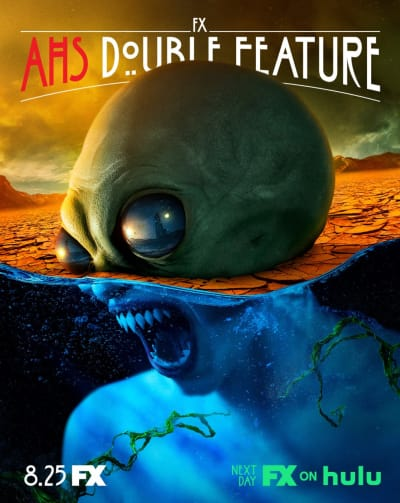 American Horror Story: Double Feature Poster