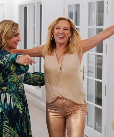 Drunk Time  - The Real Housewives of New York City Season 12 Episode 4