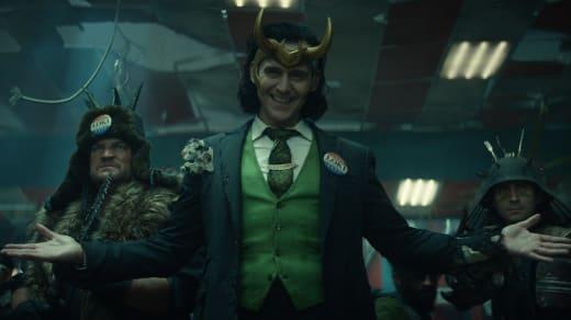 Election - Loki Season 1 Episode 5