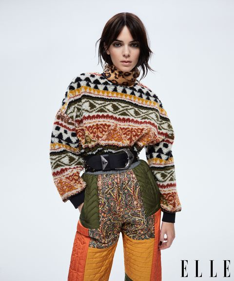 kendall jenner in etro