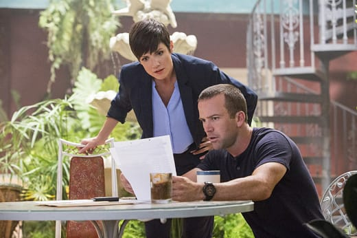 Finding Her Place - NCIS: New Orleans Season 1 Episode 1